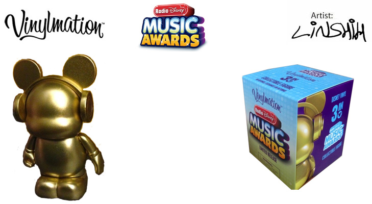 2013 Ardy Radio Disney Music Awards Chasing Vinylmation