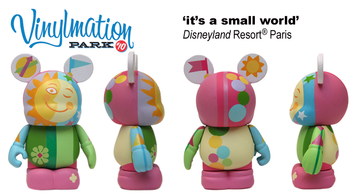 It S A Small World Chasing Vinylmation