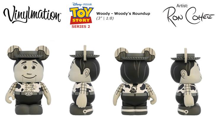Woody Woody S Roundup Chasing Vinylmation