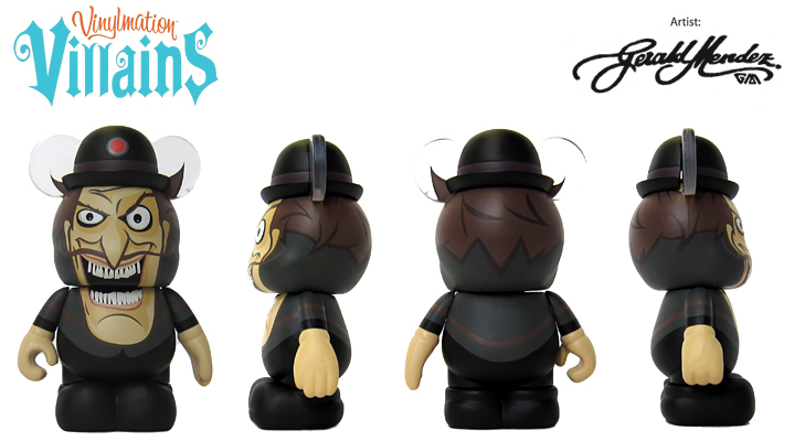 Meet the robinsons bowler hat guy toy