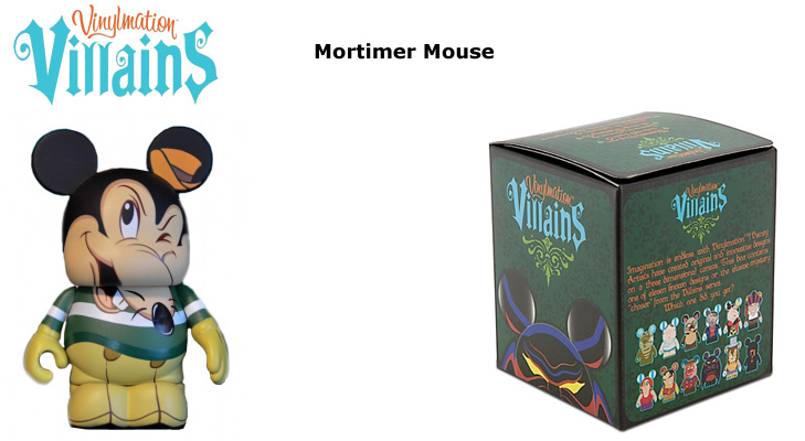 Mortimer Mouse Chasing Vinylmation