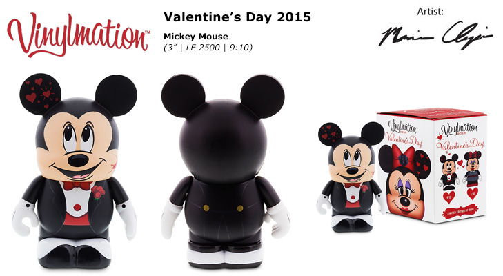 2015 Valentine S Day Eachez Mickey Mouse Chasing